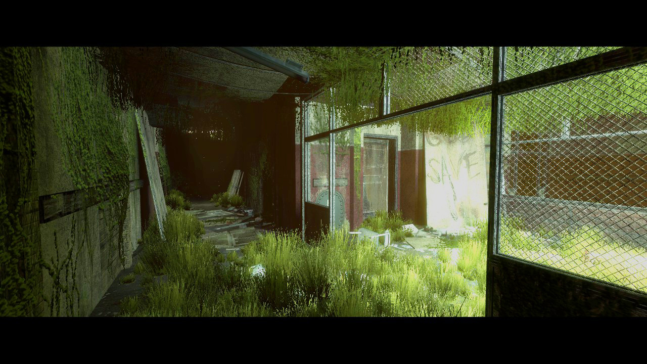 Me Of The Last Of Us It Has A Very Nice Atmosphere With Happy Chirpings Bright Green Colors Foliage And The Sun Appearing Through The Cracks On The