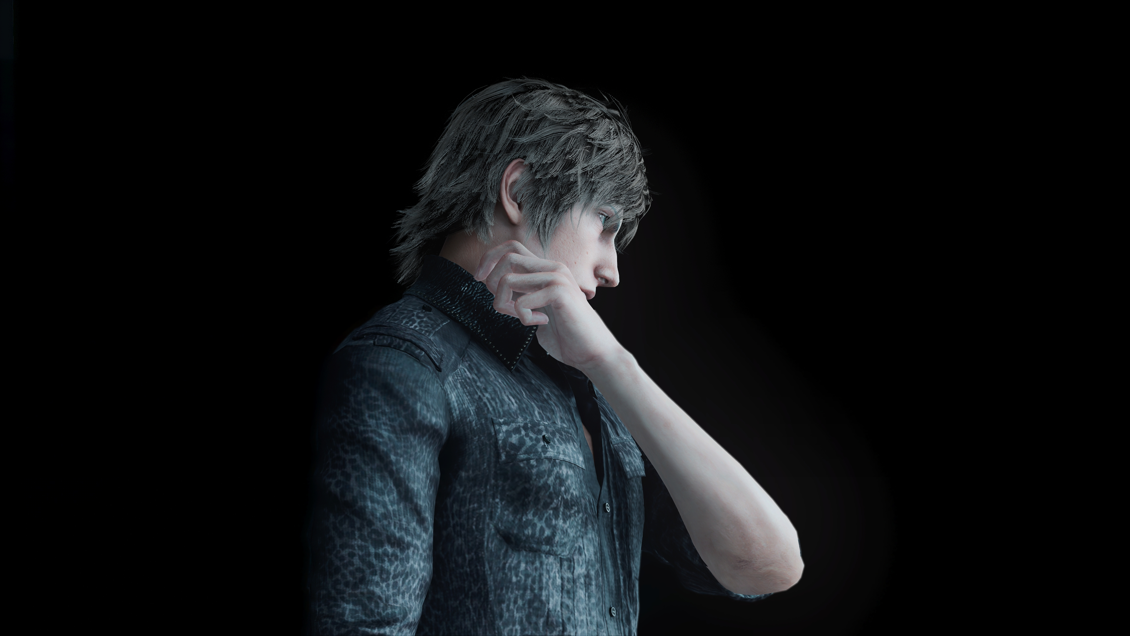 Final Fantasy XV Windows Edition: Ansel, Performance and